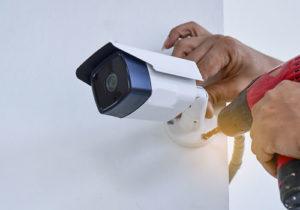Installation caméra surveillance Essonne 91